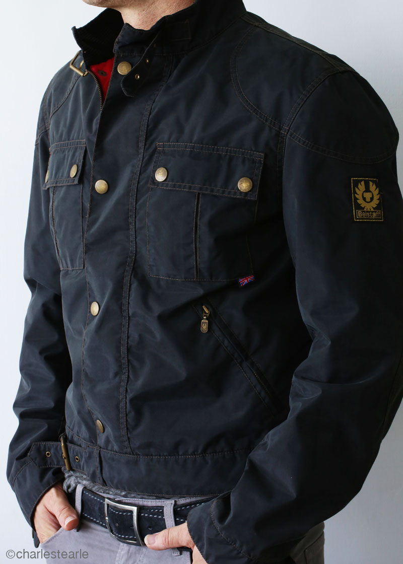 Belstaff RaceMaster 1970 with super-warm lining makes it too hot to wear most of the year, unless you ride in the UK.