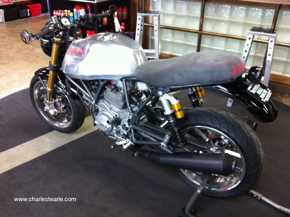 This is the second Ducati I have had stripped apart and rebuilt, would I do it again? Time will tell.....