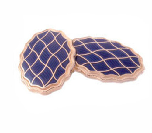 Classic enamel range, Longmire also offer bespoke enamel cufflinks made to your own design. GBP3,290