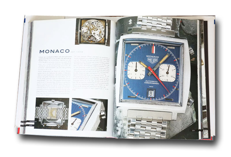 Perhaps the most famous of them all, the Monaco Ref. 1133B is well documented.