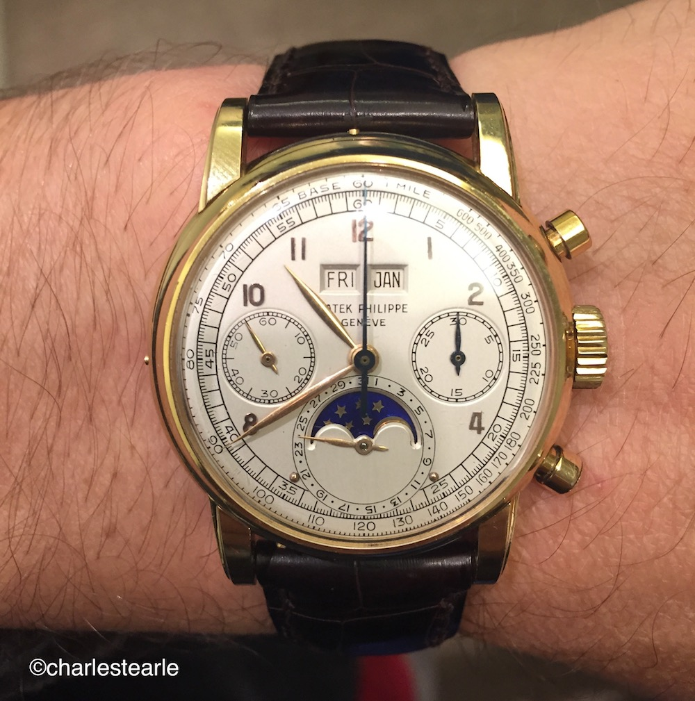 Patek Philippe Ref.2499 second series
