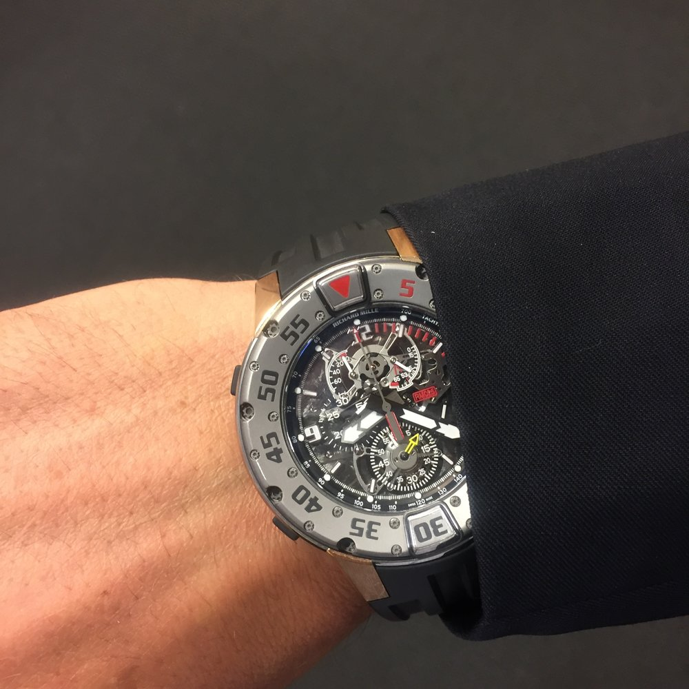 Richard Mille RM032TR