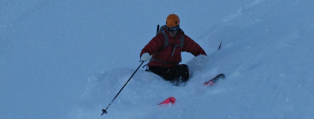 Skisport ved Bleia  (Foto: Petter Andresen)