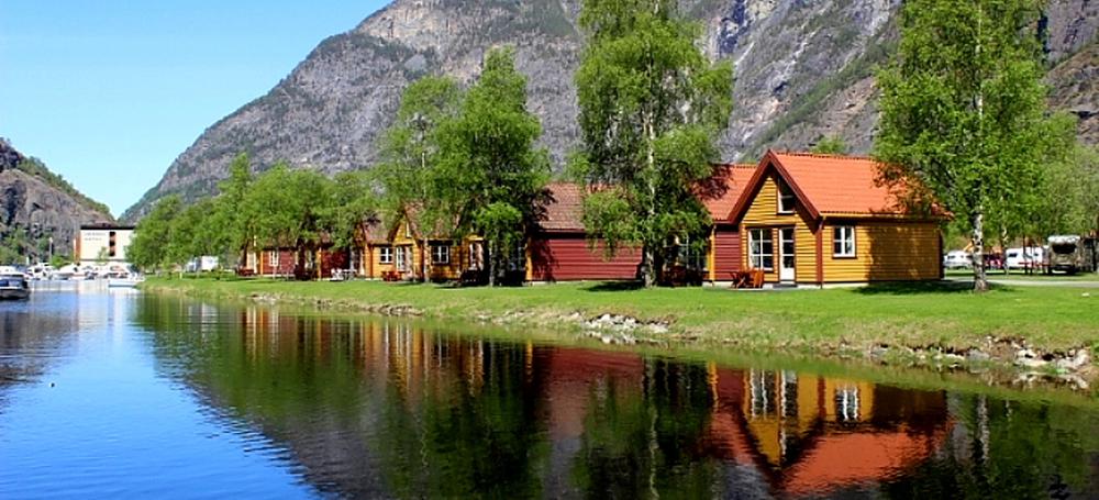 No sysselset Lærdal Ferie- og Fritidspark folk heile året.