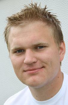 Aleksander Øren Heen er tilsett i ei tre-årig engasjementstilling og skal jobbe med prosjekt i omstillingsarbeidet.