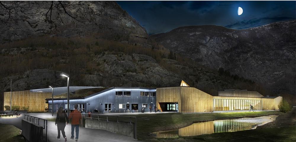 Lærdal kulturhus