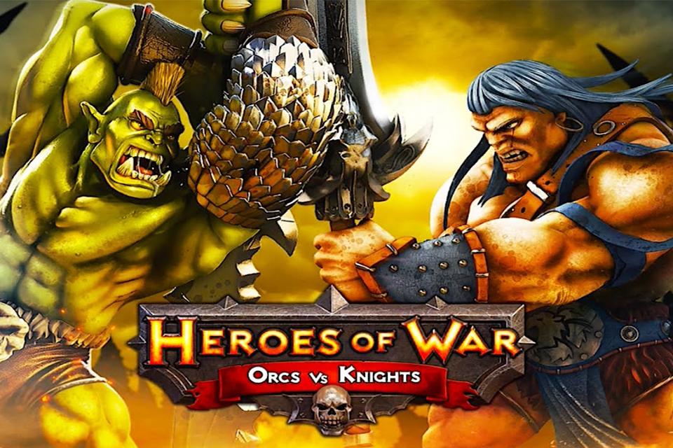Heroes of War - Twiitch/ Nexon 2014-15