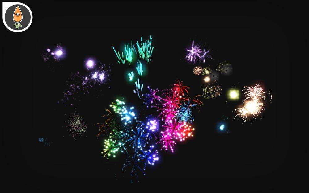 Firework VFX Kit - Unity Asset Store 2018