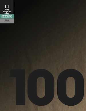 Bülten 100  Ekim 2012
