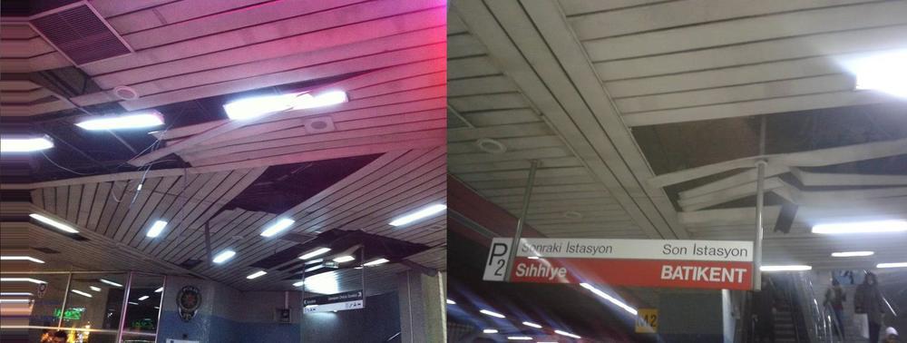 Kızılay Metromuzun kafamıza yıkılacağı tarih için kehanetleri alalım.