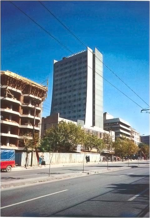 Lale Sitesi - Akün Binası