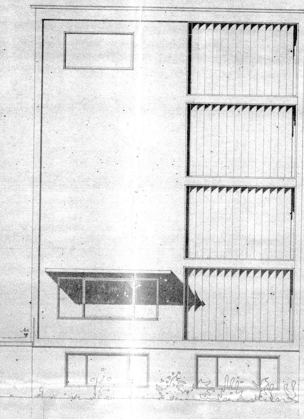 Resim 4: Yapının ön görünüşü