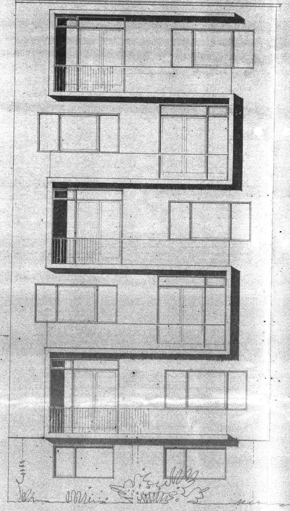 Resim 5: Yapının arka görünüşü