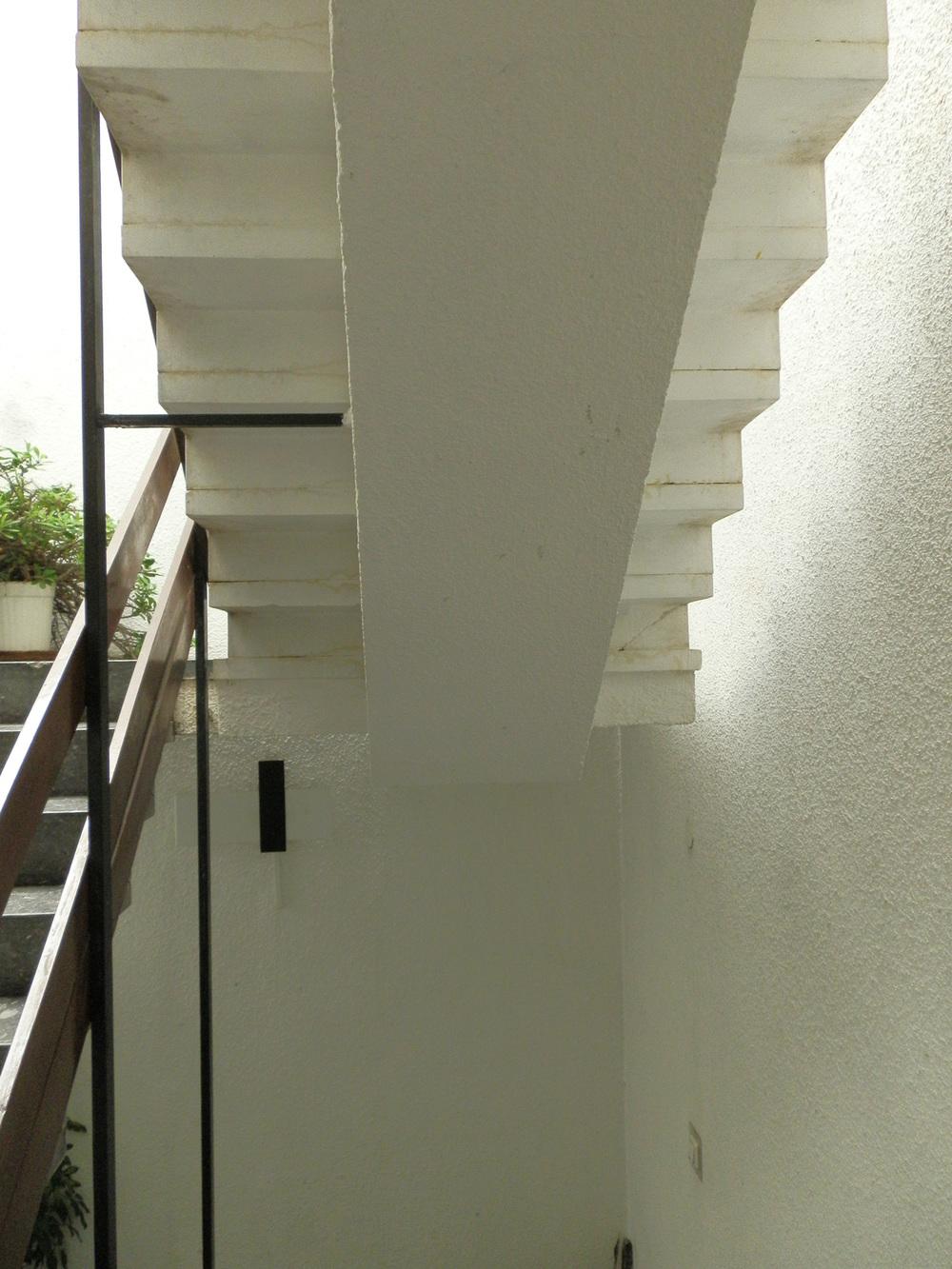 Resim 9: Yapının merdivenler