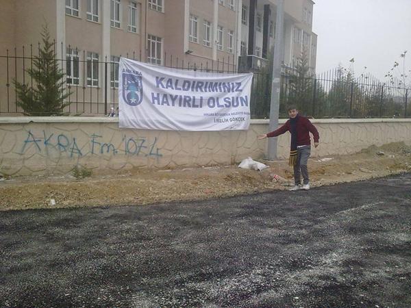 Kaynak:  Ankara'nın Bugları