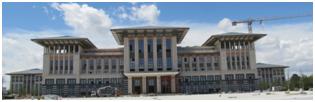Başbakanlık Hizmet Binası -AOÇ