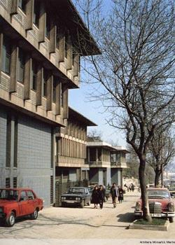 Sedad Hakkı Eldem, Sosyal Sigortalar Kurumu Binası, İstanbul 1964