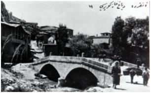 1920'lerde Bentderesi Boyu