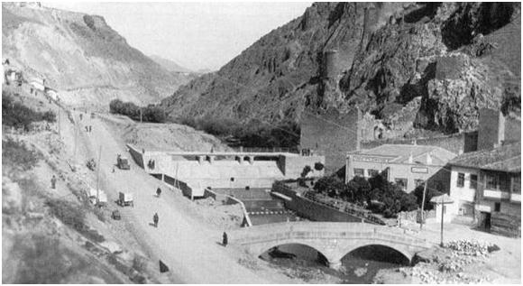 1930'larda Bentderesi