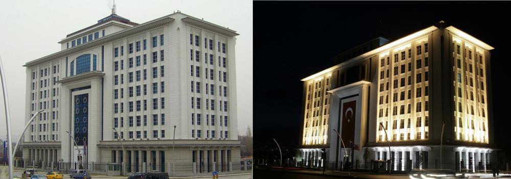 AKP Genel Merkezi
