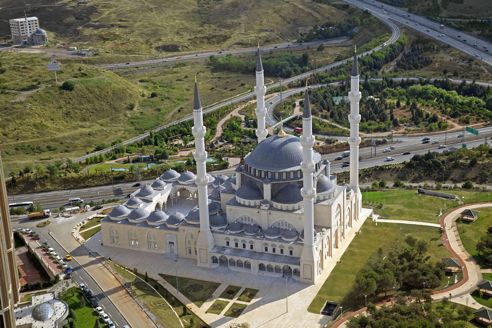 Ataköy Mimar Sinan Camii