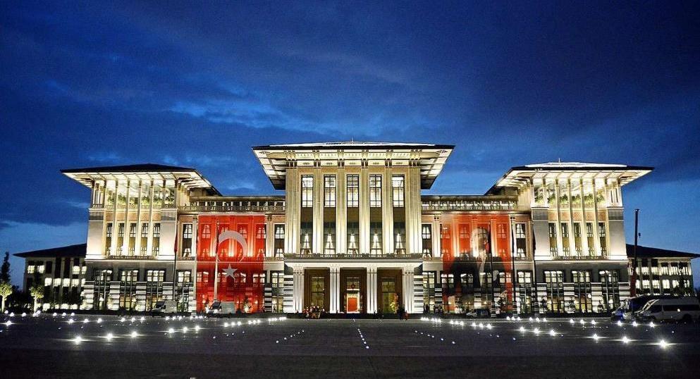 Başbakanlık Hizmet Binası/ Cumhurbaşkanlığı Sarayı