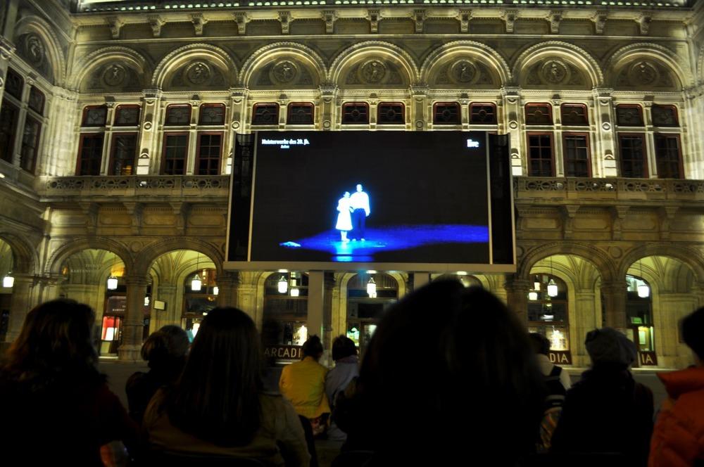 @Oper am Platz- Meydanda Opera