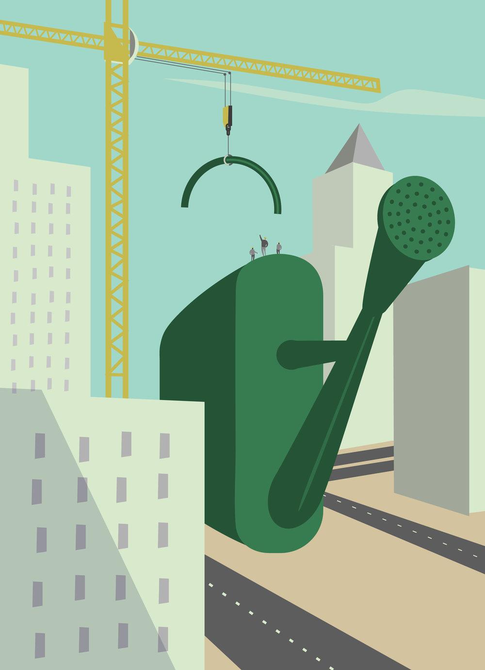 Favoriser l'investissement vert