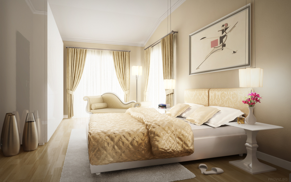Renders 3d For Master Bedroom Project: Architectural Rendering Visualizations And 3D