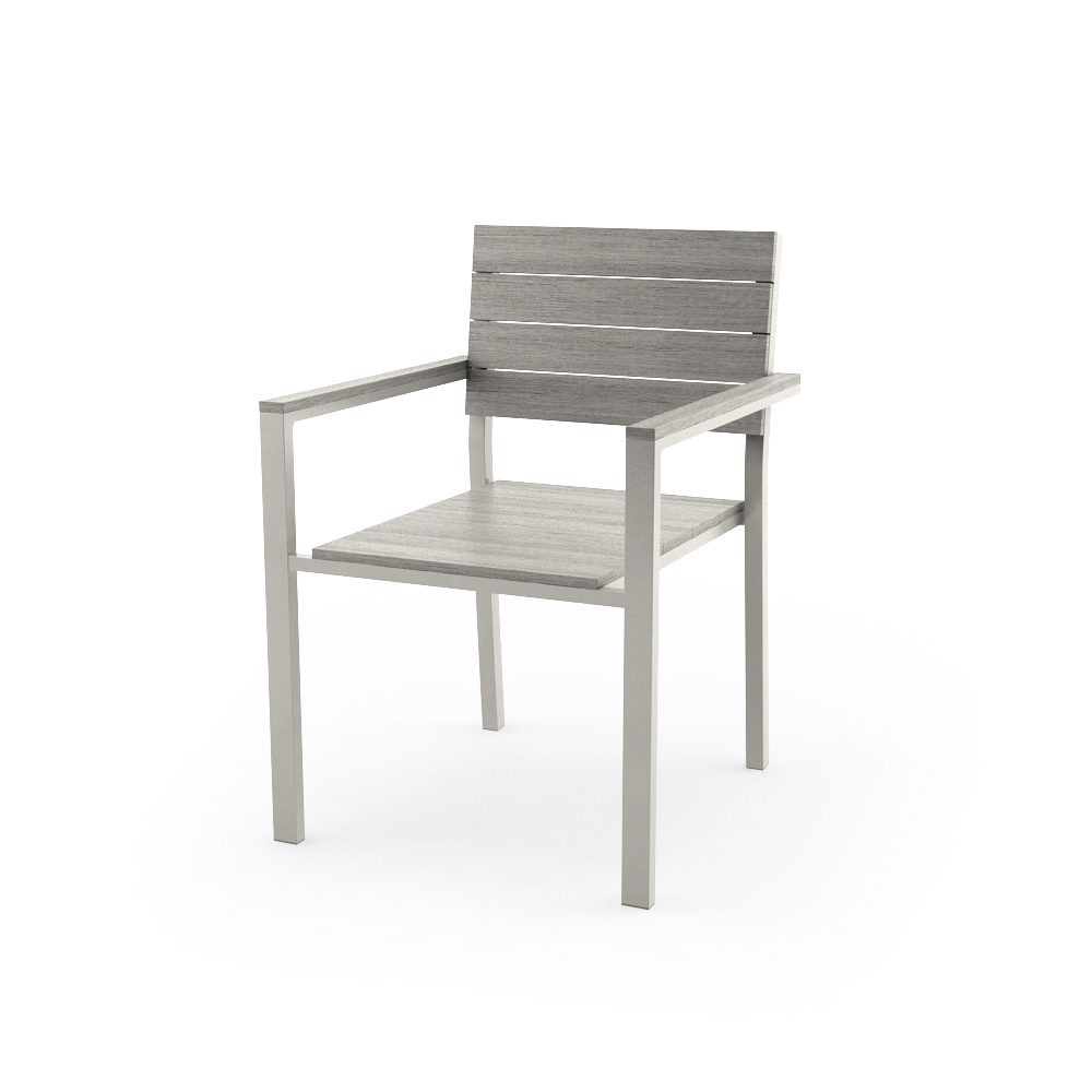 IKEA FALSTER ARMCHAIR, GRAY