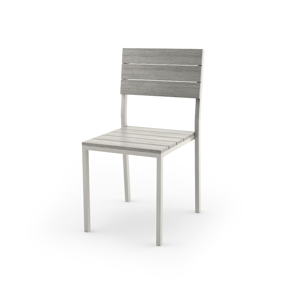 IKEA FALSTER CHAIR, GRAY