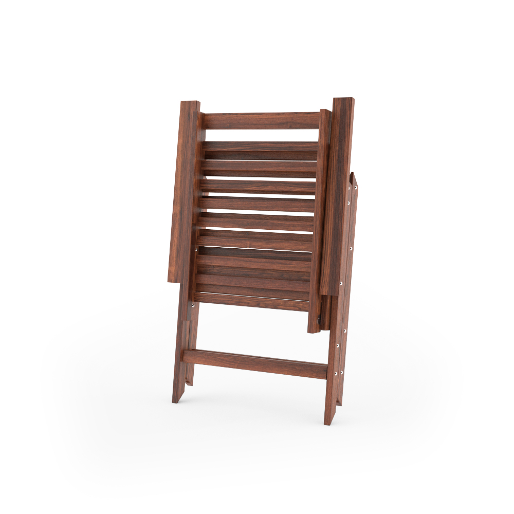 IKEA APPLARO RECLINING CHAIR FOLDED