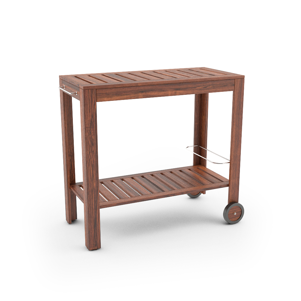 IKEA APPLARO SERVING CART