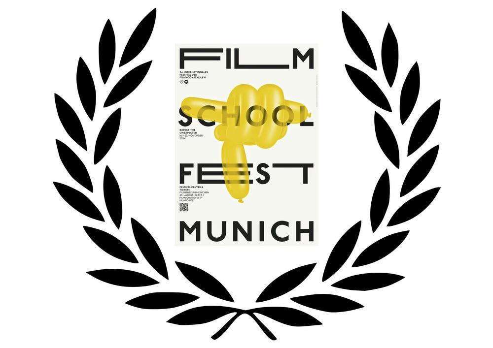Festival der Filmhochschulen - Munich, GE November 22, 2014