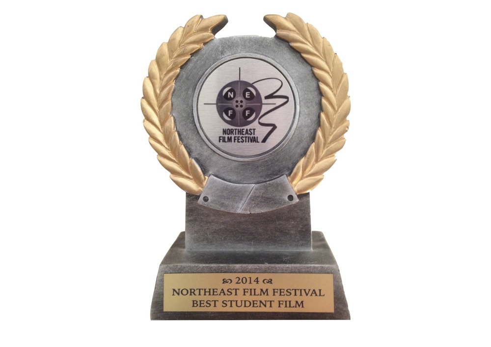 'Best Student Film' - Northeast Film Festival. New Jersey, USA. 2014