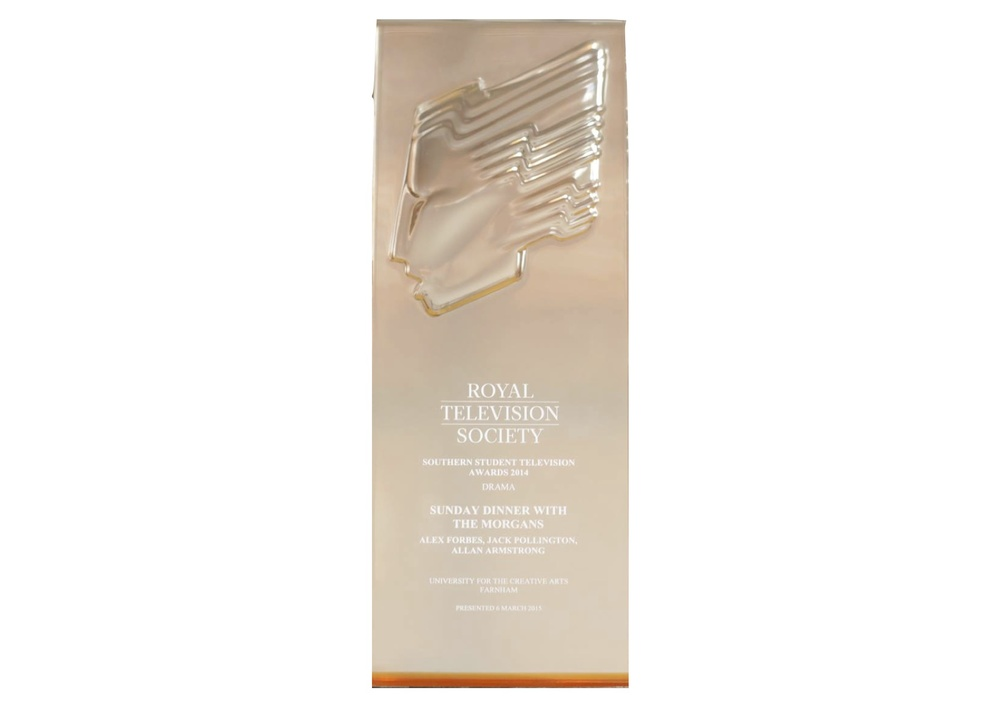 Royal Television Society Award - Southern Centre - 'Best Student Drama'