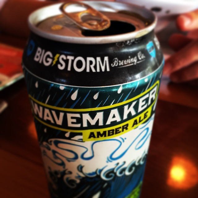 Feels like @bigstormbrewing and their #craftbeer is following us at lunch while @originalhooters ? #damngoodbeer #PascoCraftBeer #drinklikealocal #TBBW