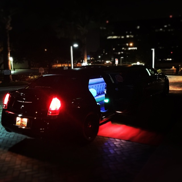 The #RedCarpet lifestyle is waiting for you.  Book your next #bayshorelimo experience. #Tampa #Nightlife #Limo
