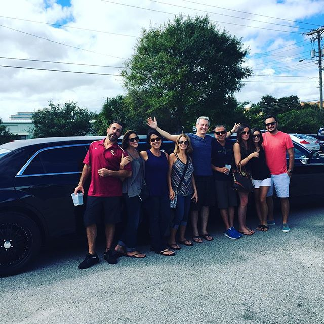 #tampabrewtours where the first round is always on us! #bayshorelimo #craftbeer #Limo #limolife