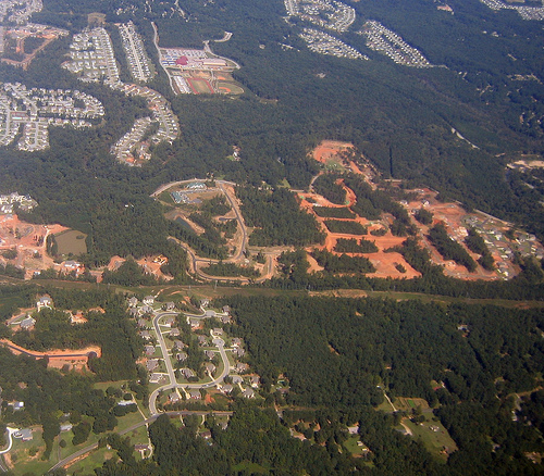 Atlanta Sprawl