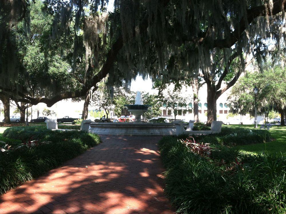 orleans square