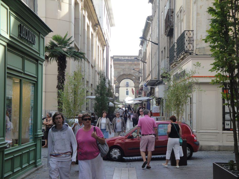ped street