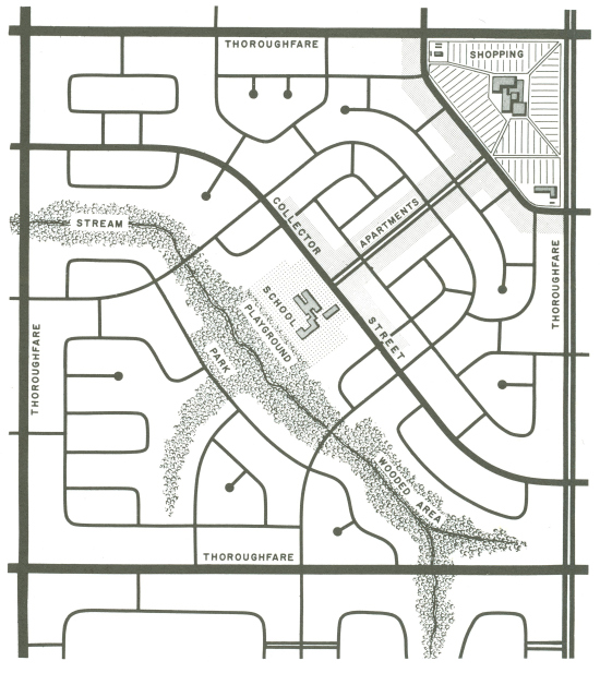 Boise Neighborhood Plan, (Boise City Comprehensive General Plan, 1963)