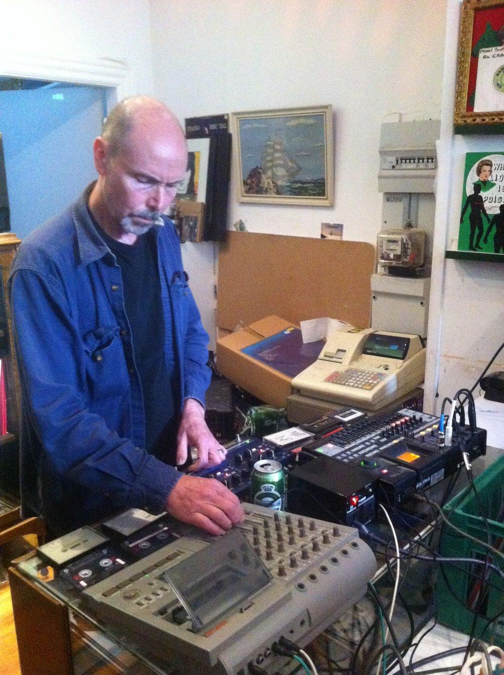 Robert Turman at Insula Music Copenhagen 2014
