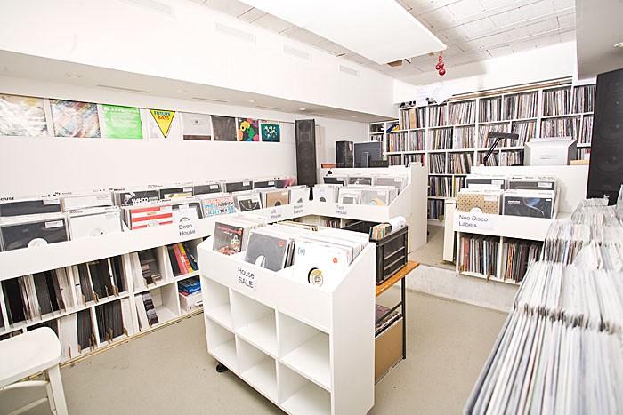 Oye Record Store / Photo via The Vinyl Factory