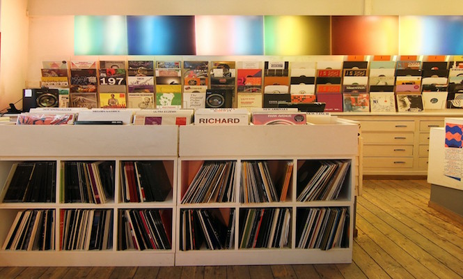 Wally's Groove World / Photo credits: The Vinyl Factory