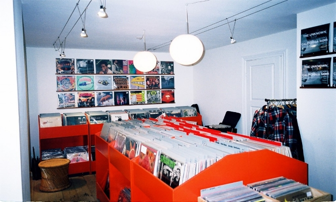 Ooh Aah Records / Photo credits: The Vinyl Factory