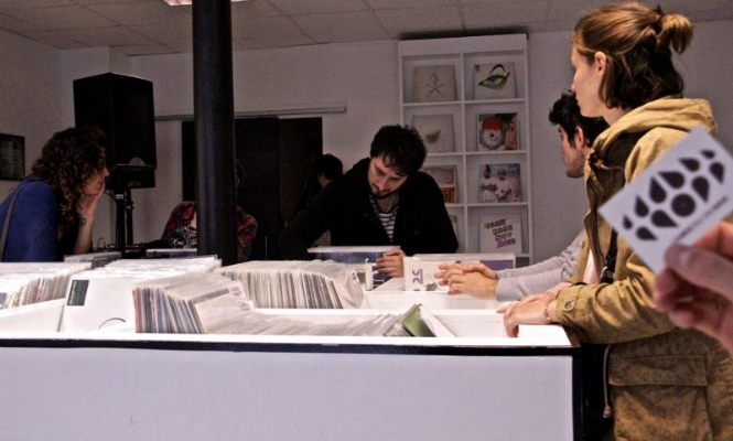 Te Iubesc Record Shop / Photo credits: Te Iubesc Record Shop