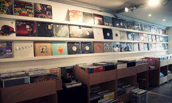 L'International Records / Photo via Paris Electronic Week