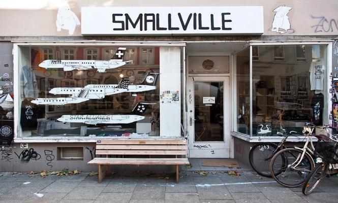 Smallville / Photo via Electronic Beats